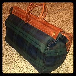 Vintage Polo Ralph Lauren Weekend Bag